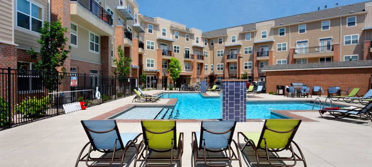 Student accommodation photo for The Tyler in Indianapolis, Indianapolis, IN