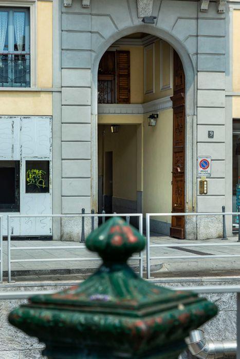 Luxury apartment in the heart of Milan, next to Porta Garibaldi