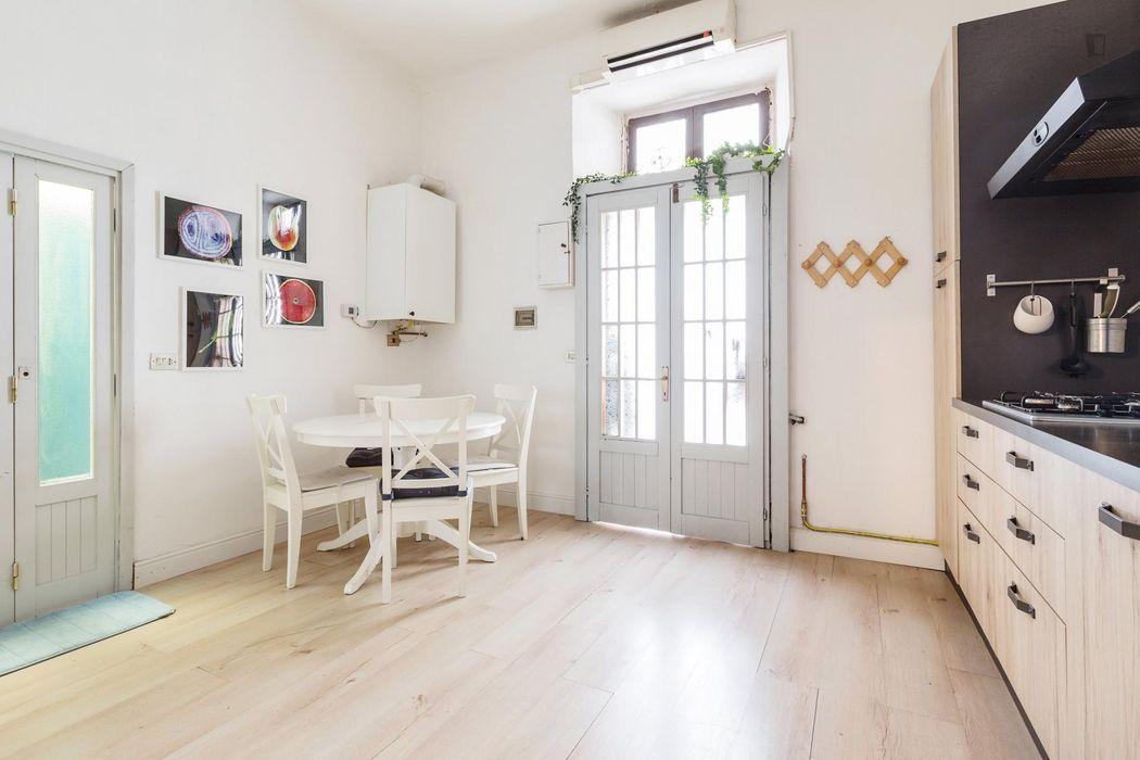 Cool new bedroom aparment not far from Città Studi