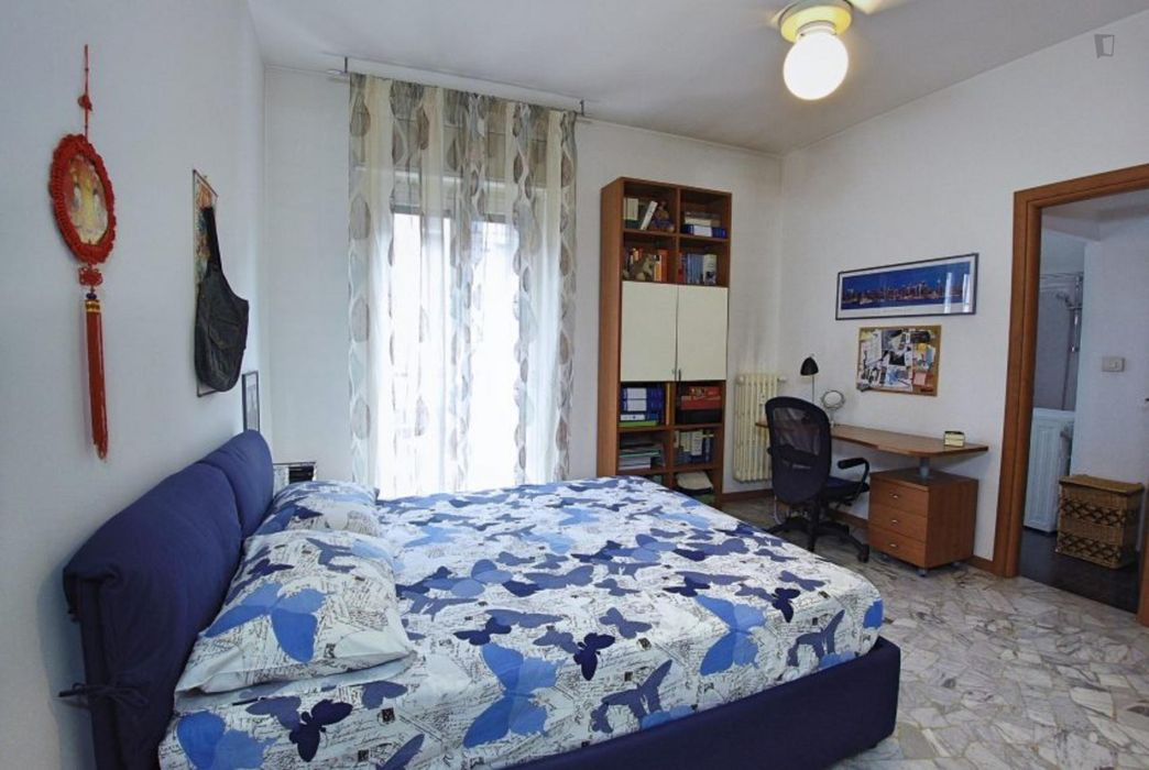 Welcoming two bedroom apartment in Chiesa Rossa