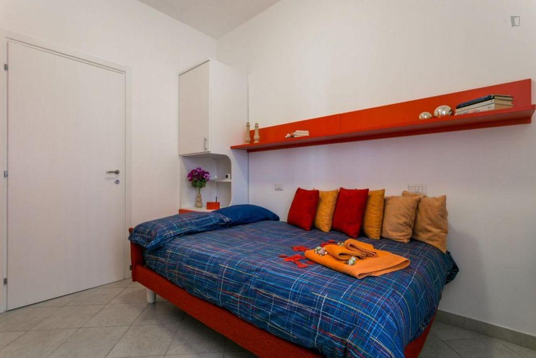 Bright 1-bedroom apartment located in Niguarda
