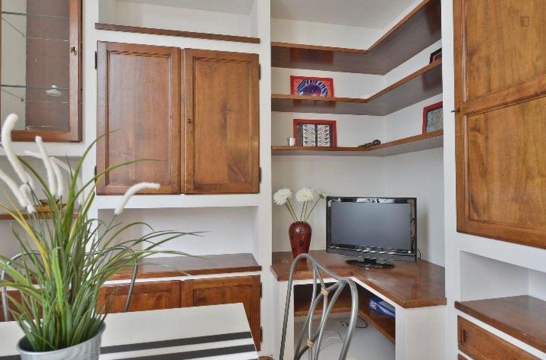 Really nice 1-bedroom apartment in Navigli-Darsena