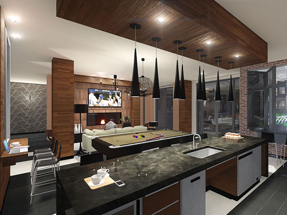 Student accommodation photo for Northside in Richardson, Dallas, TX