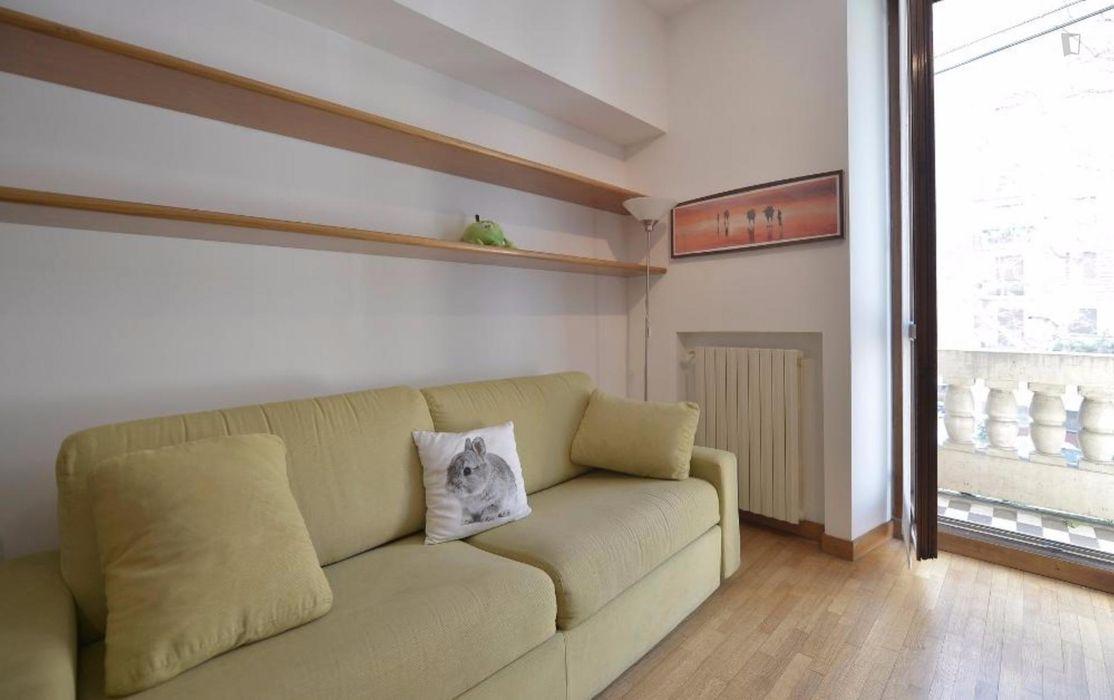 Cosy apartment near Domodossola metro station