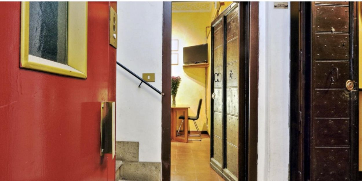 Snug and compact studio near the Spagna metro