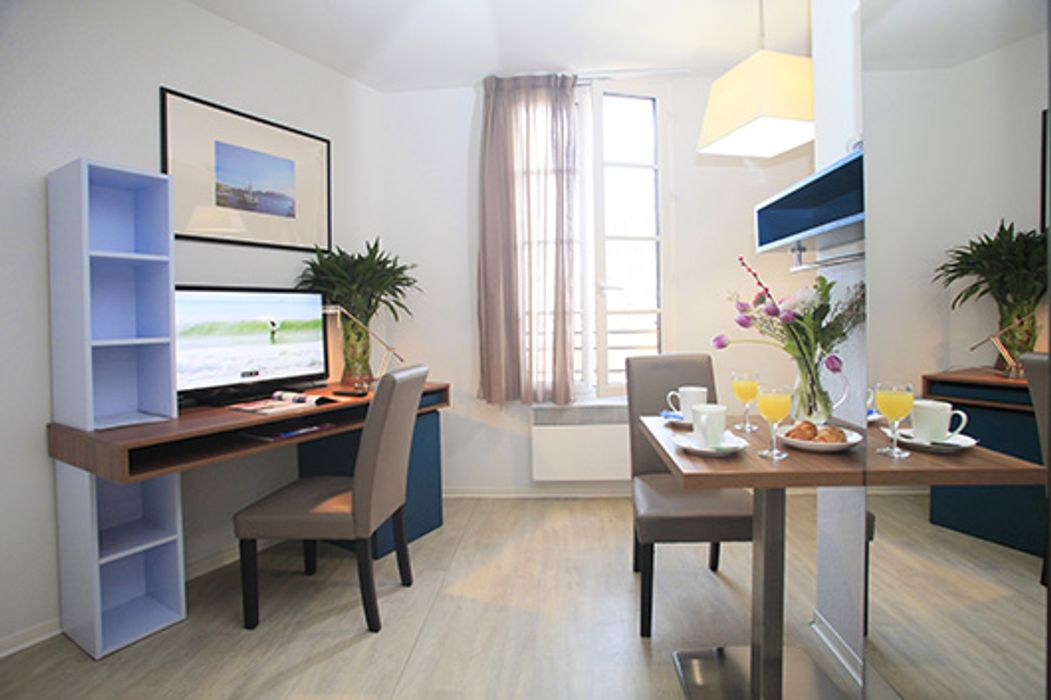 Student accommodation photo for Odalys Campus Canebière in Thiers, Marseille