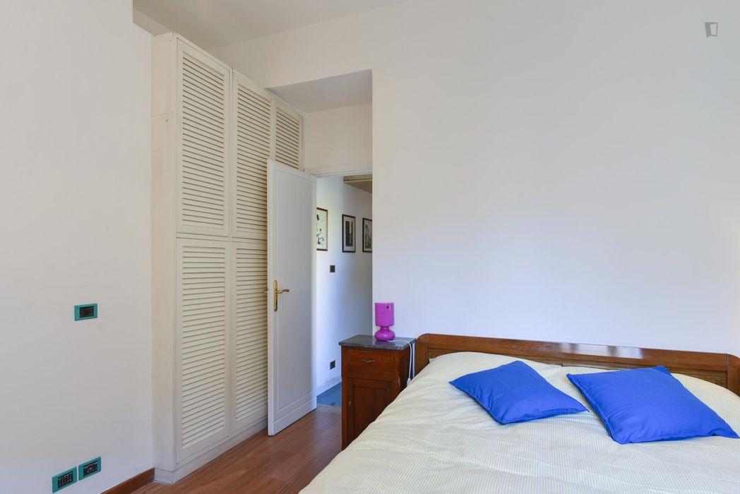 Super nice 1-bedroom flat, near the Bologna metro station