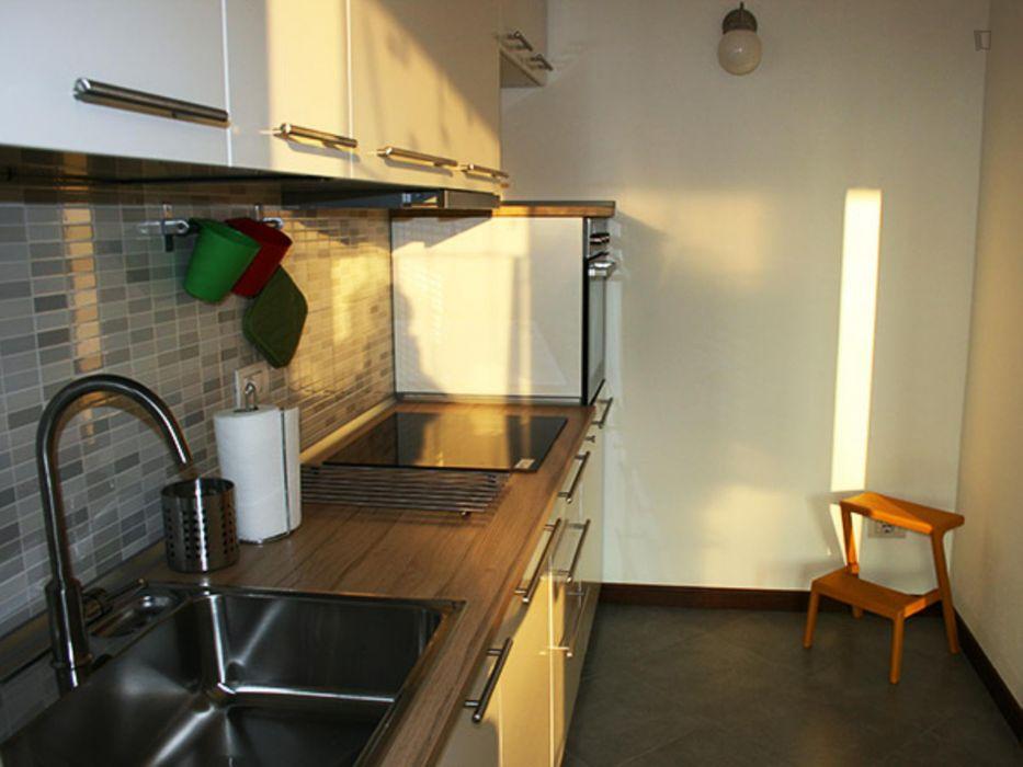 Delightful 2-bedroom flat in Quarto Cagnino