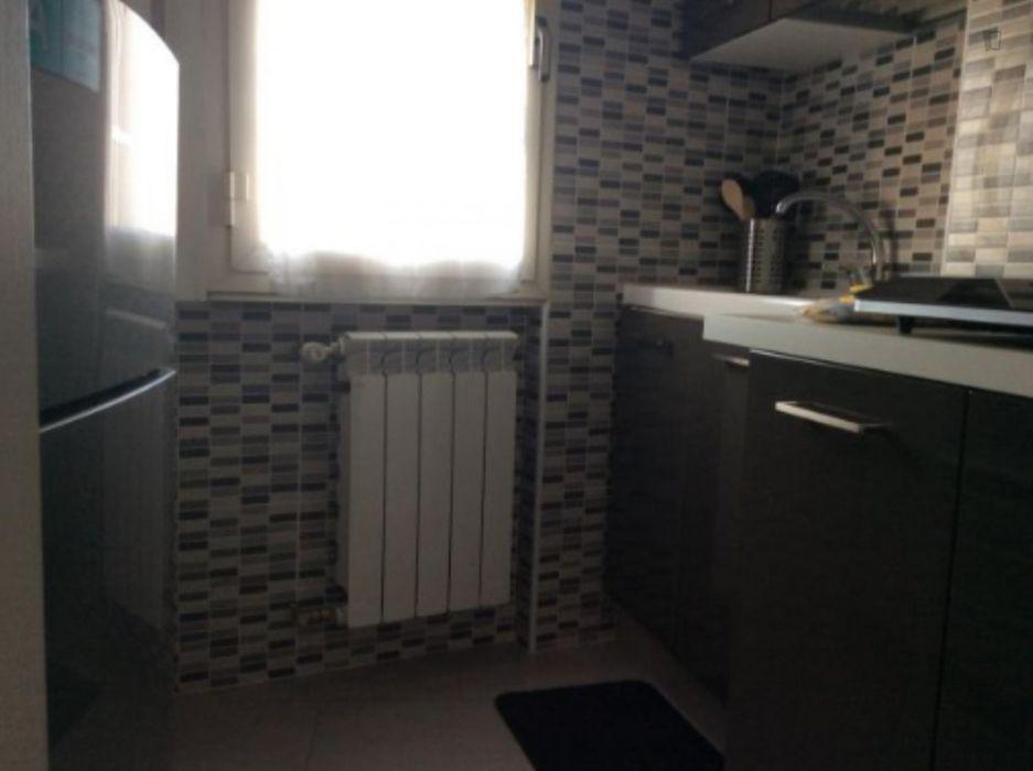 Studio apartment close to Cattolica University