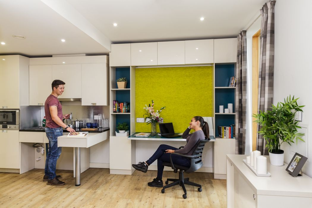 Student accommodation photo for urbanest Hoxton in Shoreditch, London