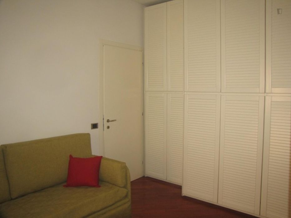 Lovely 2-bedroom apartment near Corvetto Metro