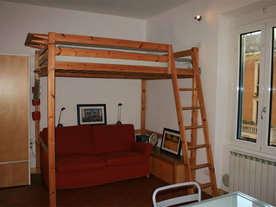 Homely studio in Porta Venezia