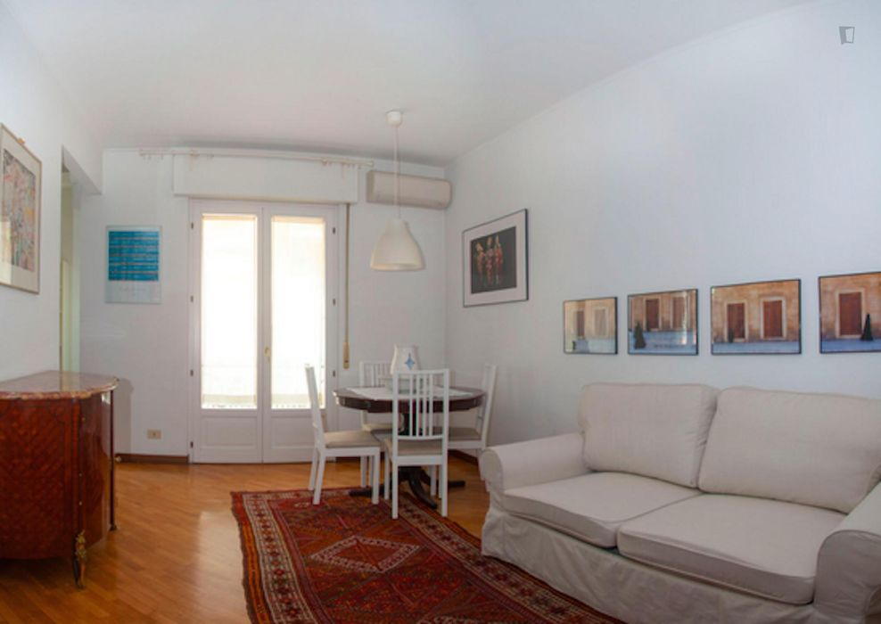 Great 1-bedroom apartment next to Politecnico di Milano