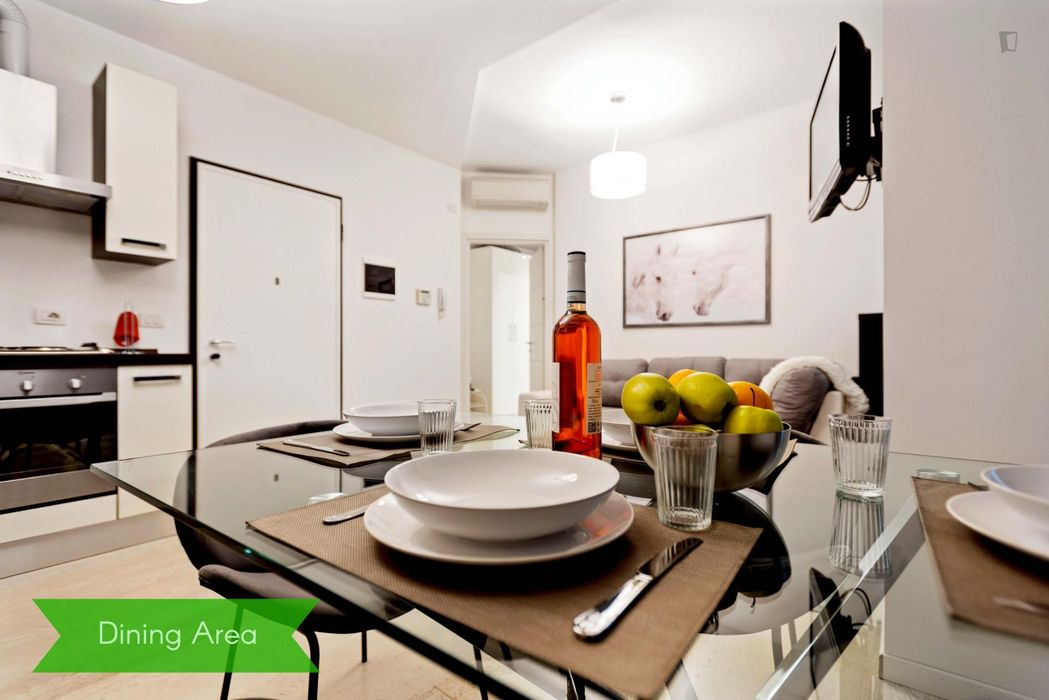 Spacious 1-bedroom apartment located in the hearth of the Historic Centre