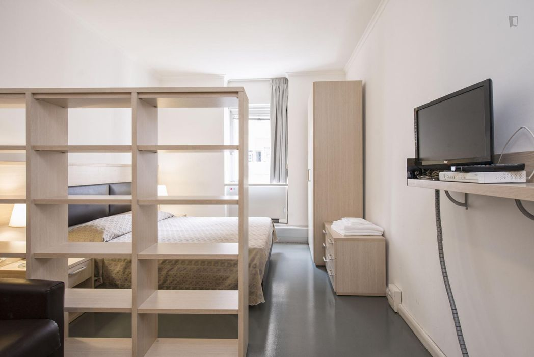 Design apartment minutes walking from Carbone Gaspare university