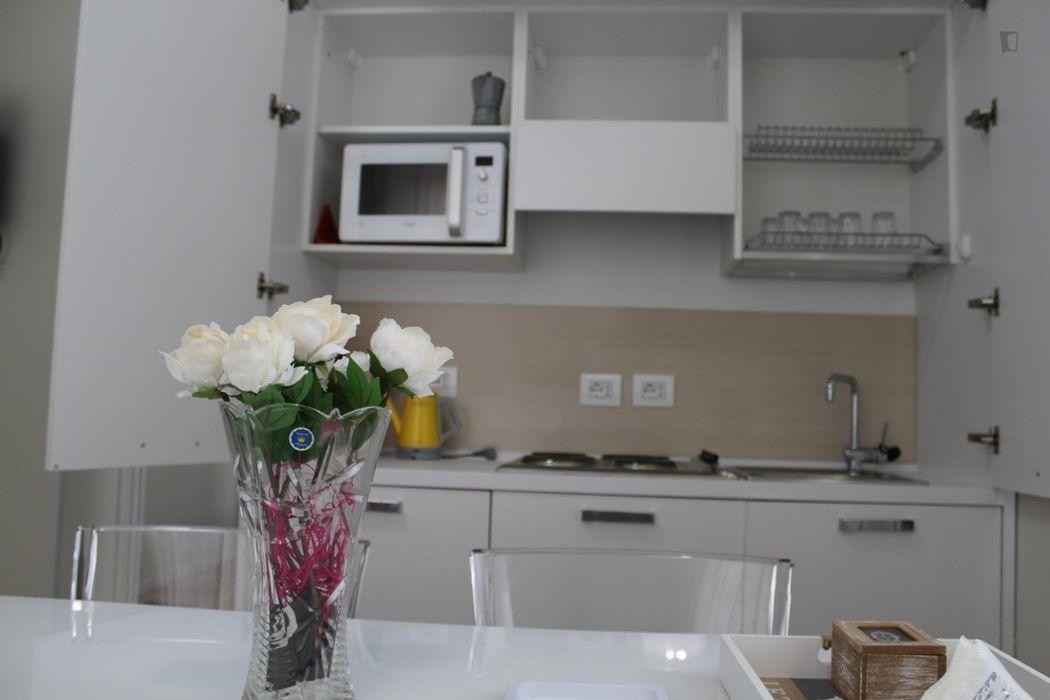 Nice 1 Bedroom Apartment close to Politecnico University
