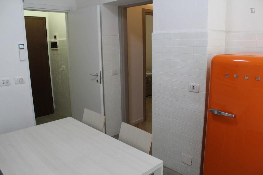 Modern 2 Bedroom Apartment close to Città Studi