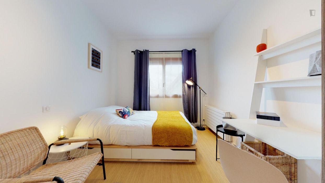 Charming double bedroom near Théâtre de Namur