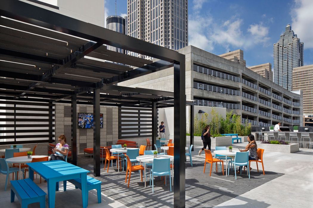 Student accommodation photo for One12 Courtland in Downtown Atlanta, Atlanta