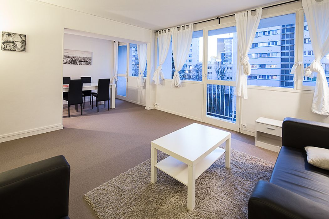 Student accommodation photo for 137 Boulevard August Blanqui