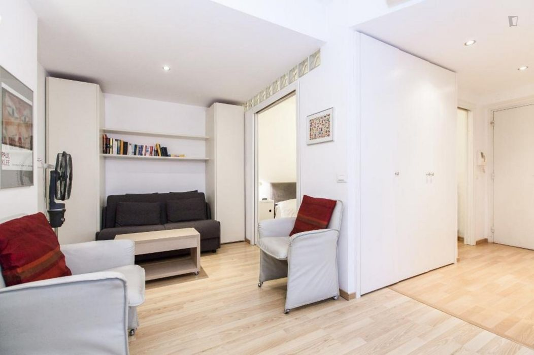 Appealing 1-bedroom apartment in Arsenal