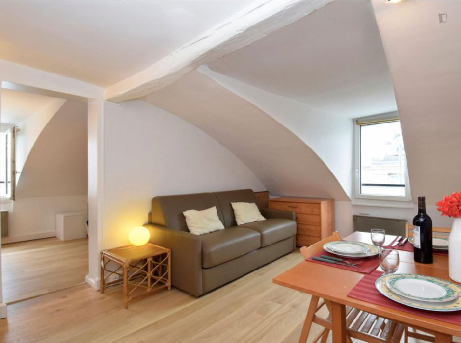 Cosy apartment in trendy Bourse
