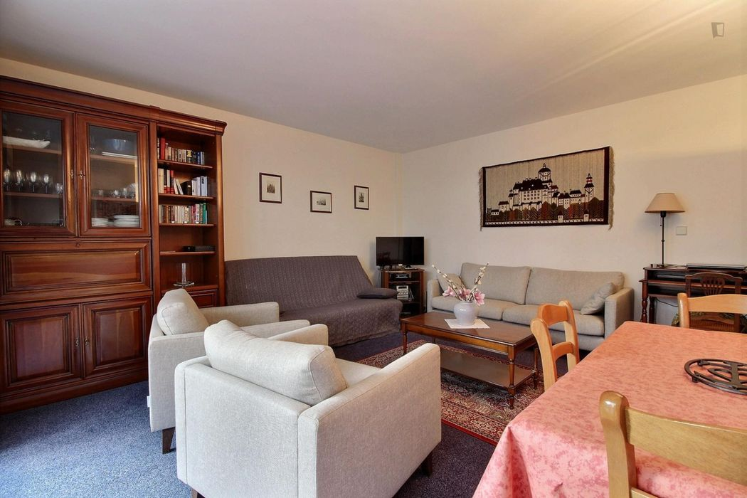 Appealing 1-bedroom apartment near the Les Halles metro