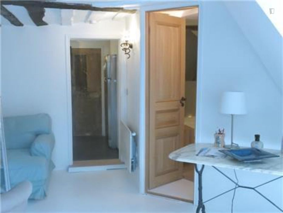 1-bedroom apartment Saintonge
