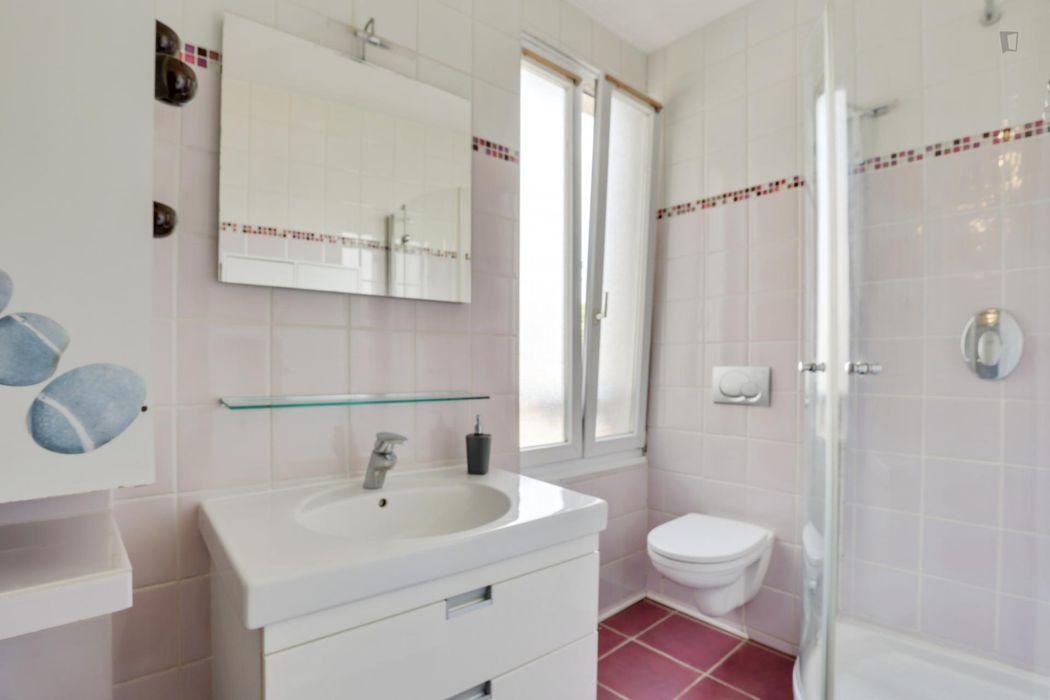 1-Bedroom apartment near Université Panthéon-Assas Paris II