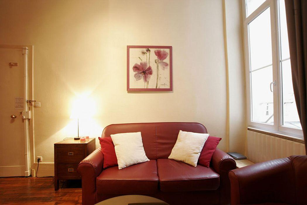 Spacious studio flat near Arts et Métiers metro station