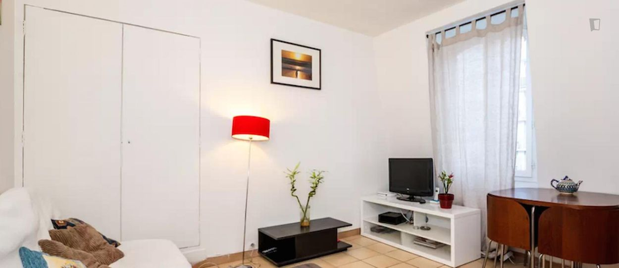 Charming 1-bedroom apartment close to the Trocaderó metro