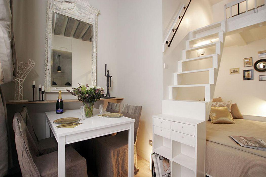 Posh studio near Place des Vosges