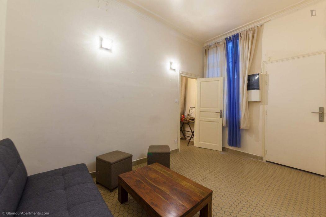 1-Bedroom apartment in Monnaie