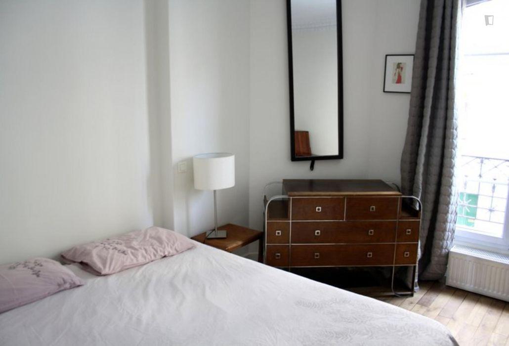 2-Bedroom flat in 18e-Montmartre-Pigalle
