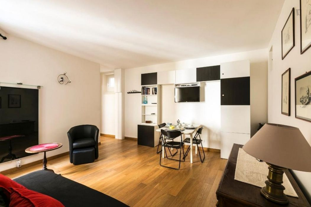 Charming 1-bedroom apartment in Grenelle