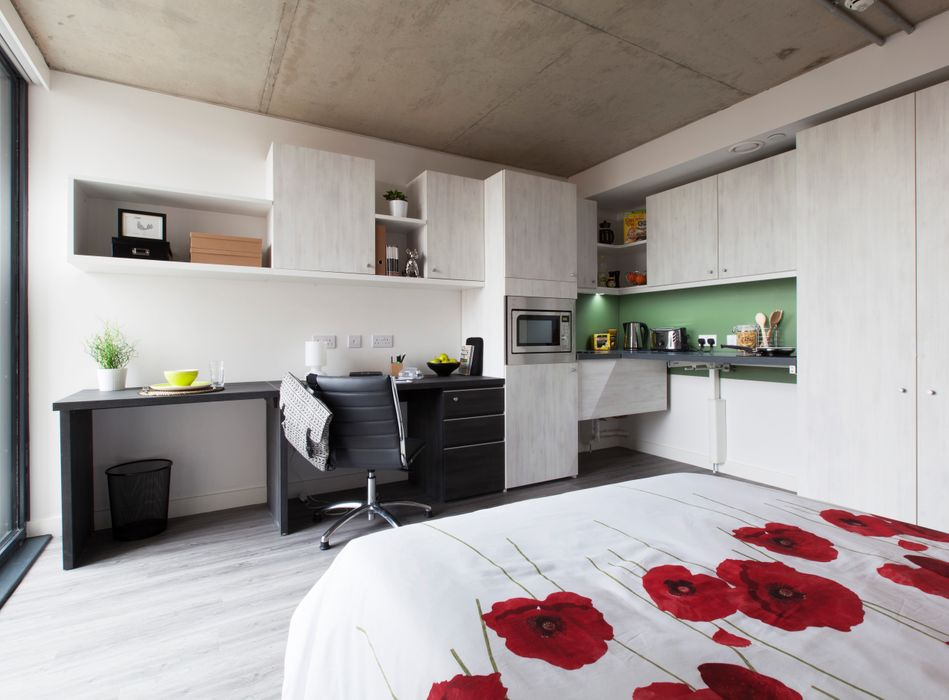 Student accommodation photo for  iQ Aldgate in Spitalfields, London