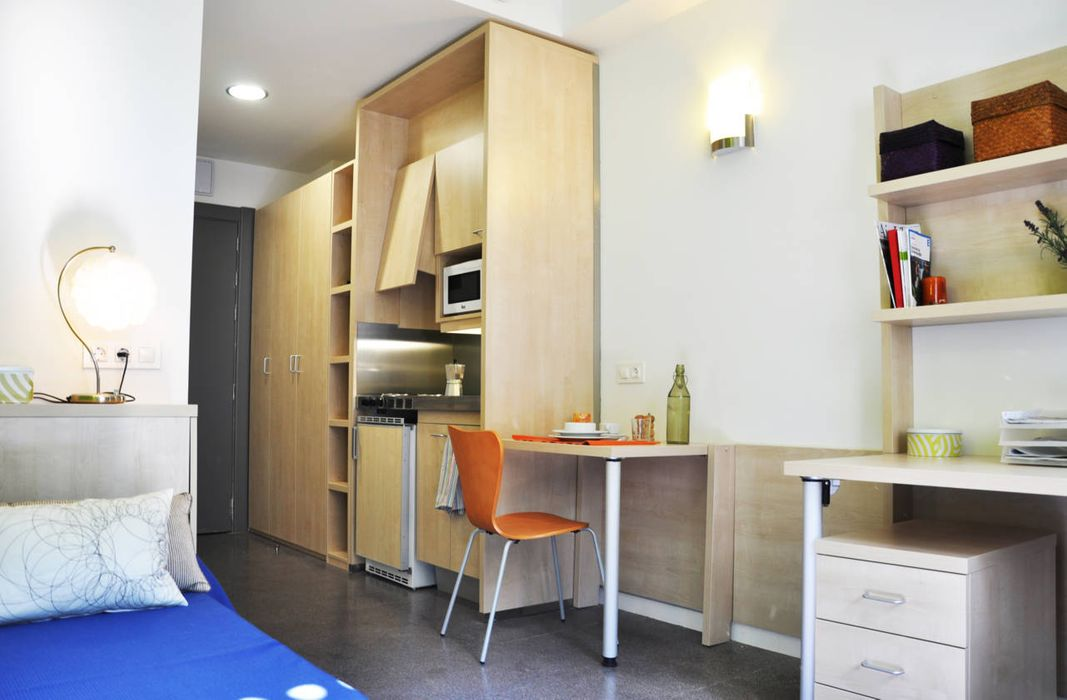 Student accommodation photo for Residencia Universitaria Pius Font i Quer in Castelldefels, Barcelona, Castelldefels