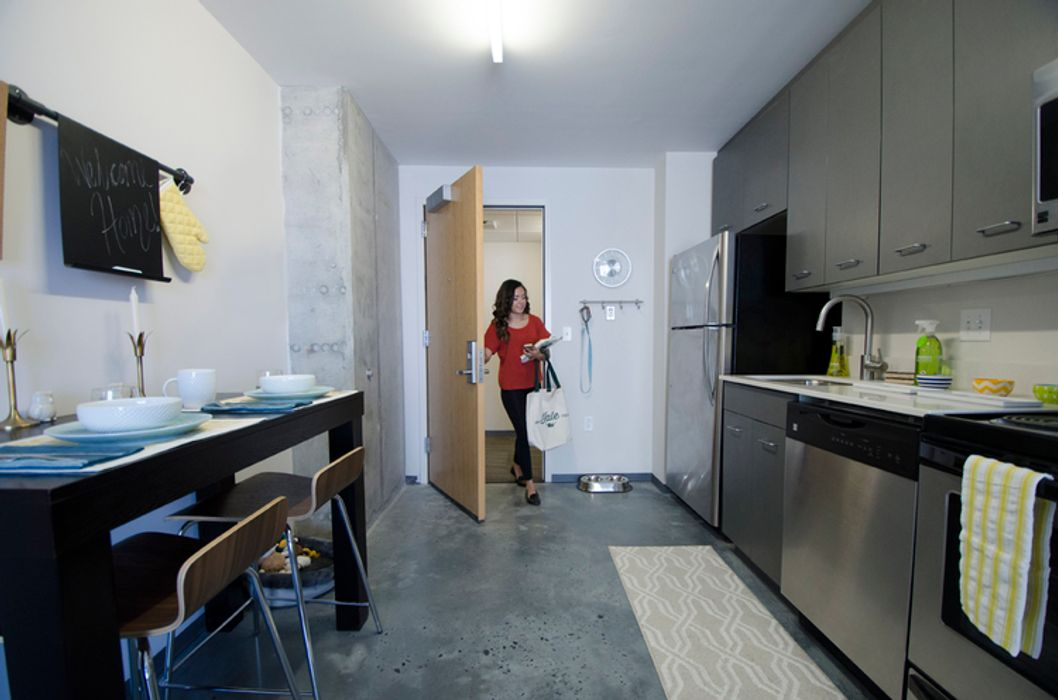 Student accommodation photo for evo at Cira Centre South in University City, Philadelphia