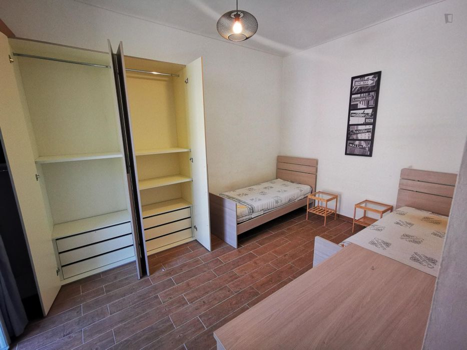 2-Bedroom apartment near Politecnico di Torino
