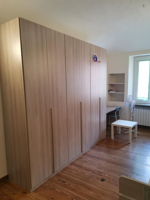 1-Bedroom apartment near Politecnico di Torino