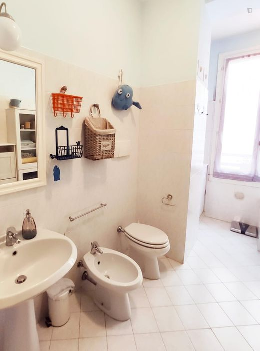 Nice 1-bedroom apartment close to Milano Lancetti train station
