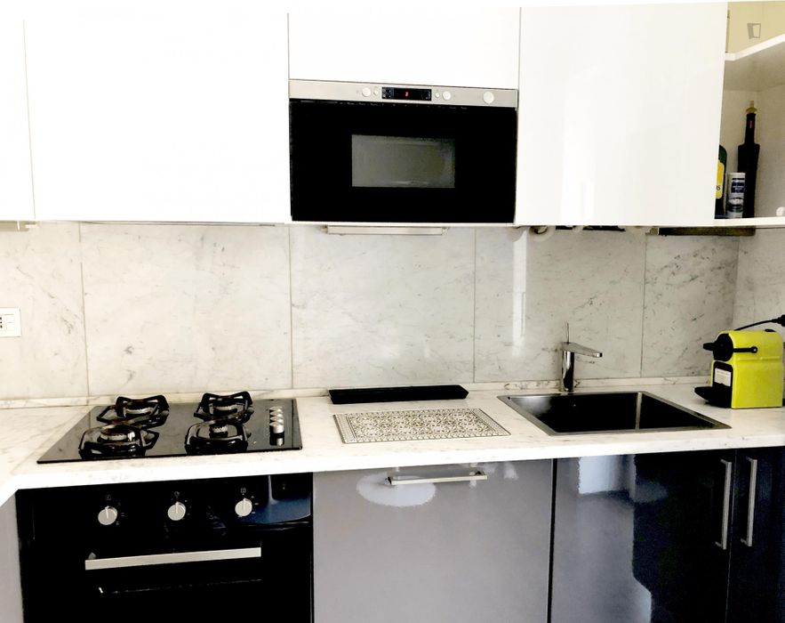 Flat Bligny 39 Modern 1-bedroom apartment close to Bocconi University