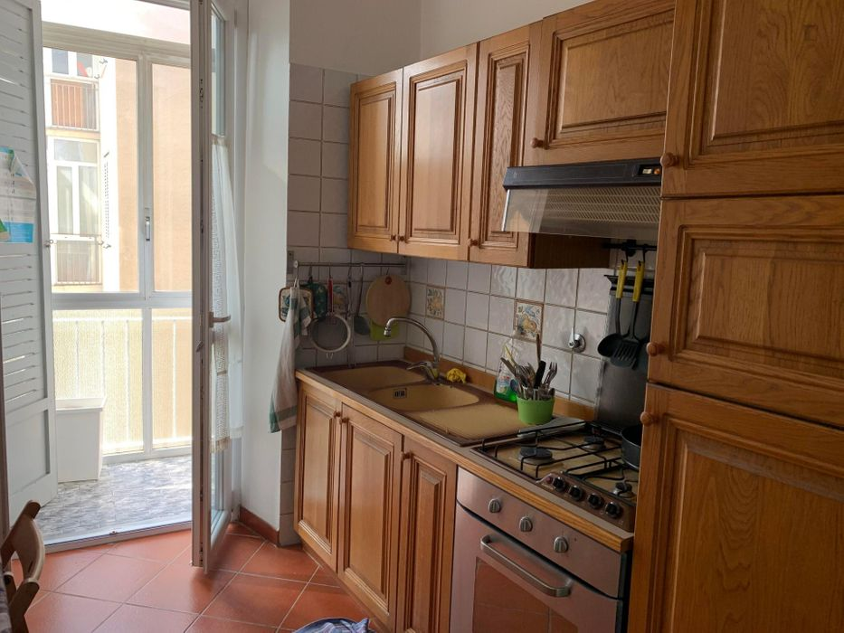 Double bedroom in a 2-bedroom apartment near Giardini della Clessidra
