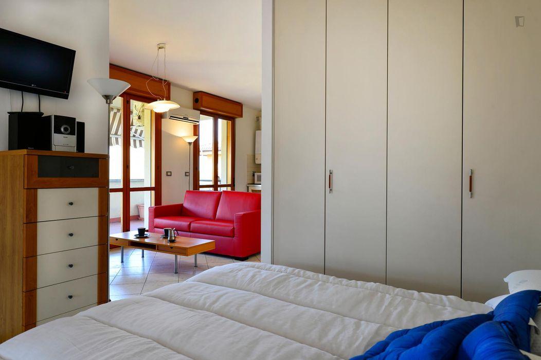 1-Bedroom apartment near Bologna Mazzini transport station