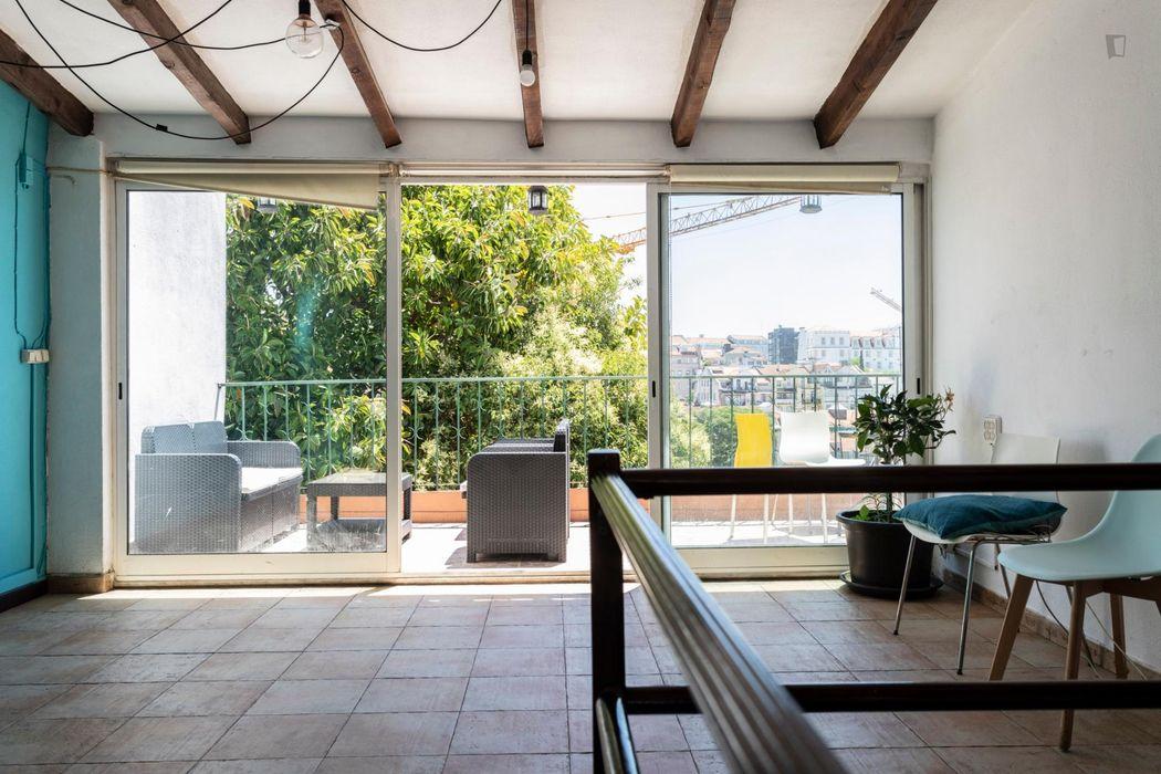 Great 3-bedroom apartment around Rossio - Lisboa metro station