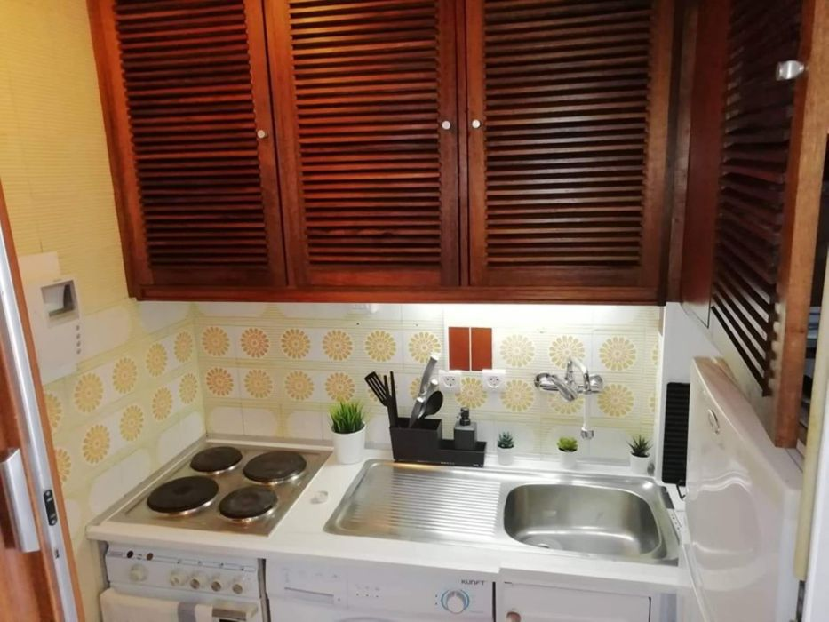 Nice 1-bedroom apartment in front of the beach