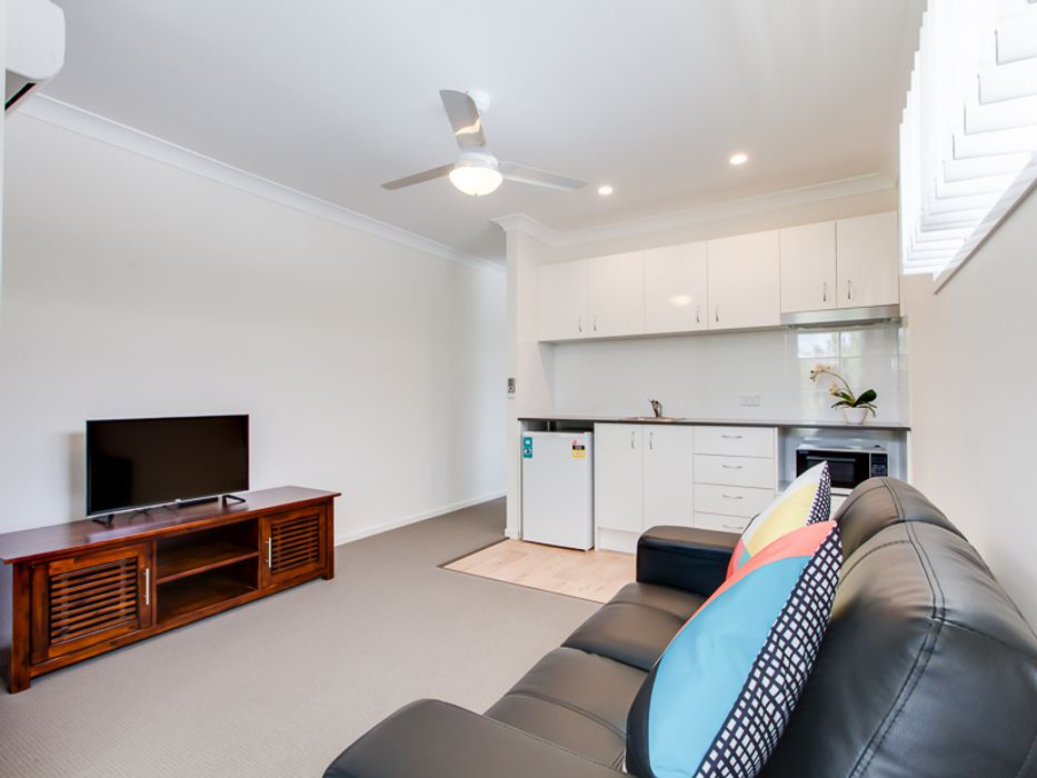 Student accommodation photo for 21 Albert Street in Central Brisbane, Brisbane