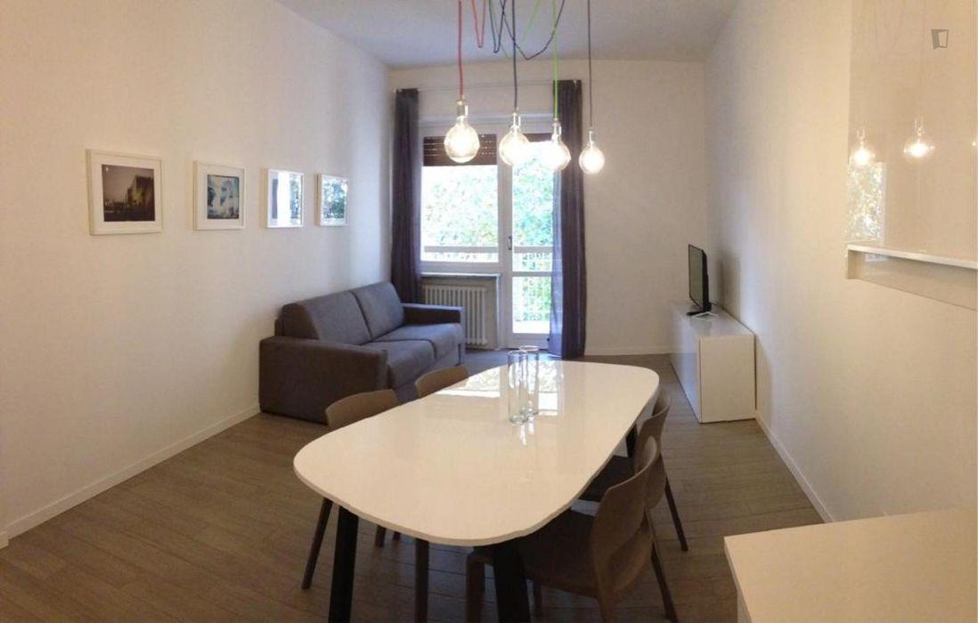 Bright apartment near the Dora Riparia river