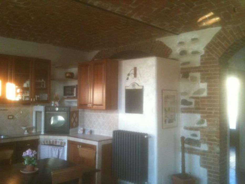 Cosy single bedroom close to Polytechnic of Turin