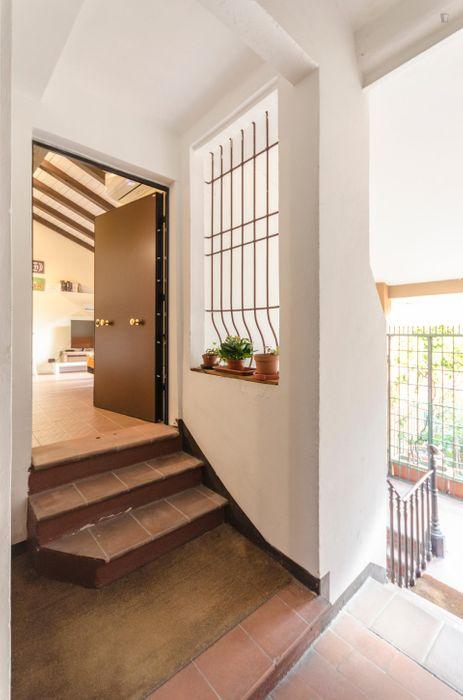Beautiful 1-bedroom apartment near Piazza Santo Stefano